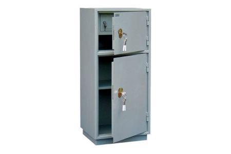 КБ - 042т / КБС - 042т Металлический бухгалтерский шкаф