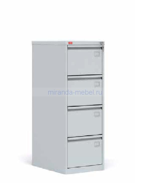 КР-4 Металлический картотечный шкаф (картотека)