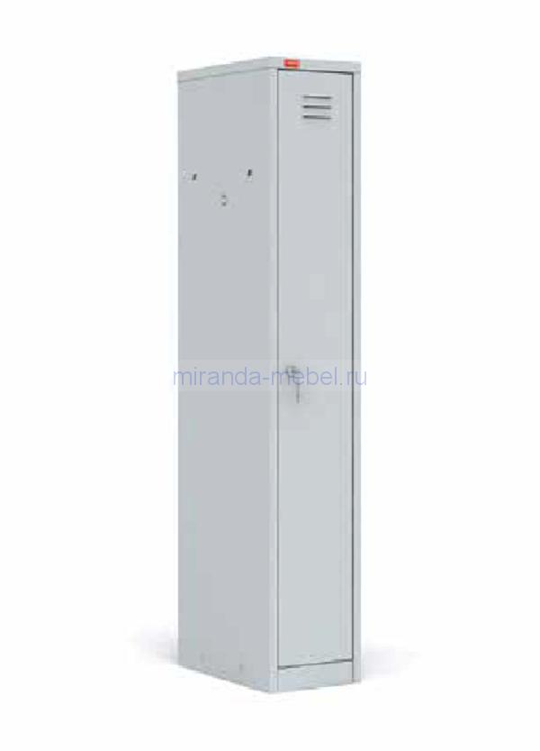 Шкаф металлический для одежды ШРМ 11.400