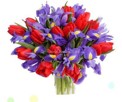 Букет Цветочная Алхимия