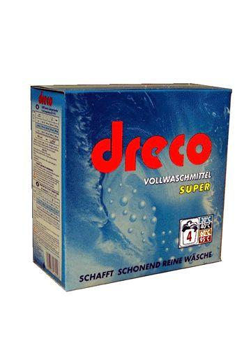 Dreco универсальный стиральный порошок, 600 гр