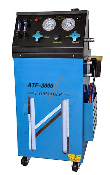 Установка пневматическая для промывки и замены масла в АКПП ATF3000, HPMM (Китай)