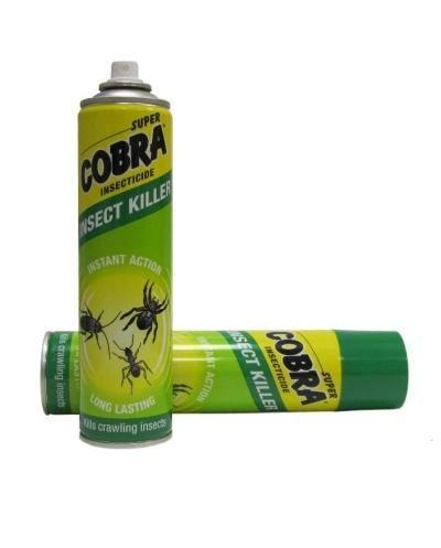 Yplon Супер кобра - Аэрозоль от ползающих насекомых, 400 мл