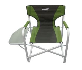 Кресло директорское с откидным столиком Helios HS-065L