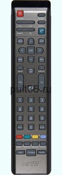 Пульт Acer RC-48Key AT2230 AT1930 AT1931 AT2225 ,замена IRC