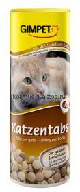 GIMPET Витамины для кошек  10шт (таблетки)