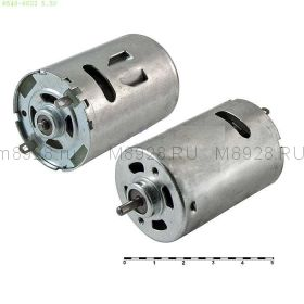 Микро мотор 12в  R540