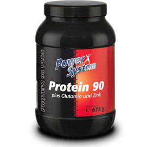 Protein 90 plus Glutamin und Zink (675 гр.)