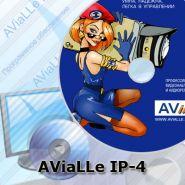 AViaLLe IP-4 Ключ защиты для для работы с 4-мя IP-видеокамерами.