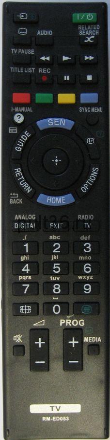 Пульт ДУ Sony RM-ED053 ic