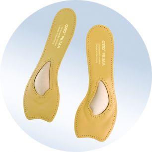 Стельки ортопедические для каблуков Orto Prima