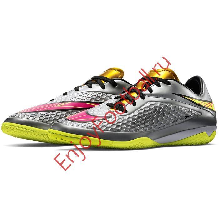 b3fcf03c Игровая обувь для зала NIKE HYPERVENOM PHELON PREM IC купить в ...