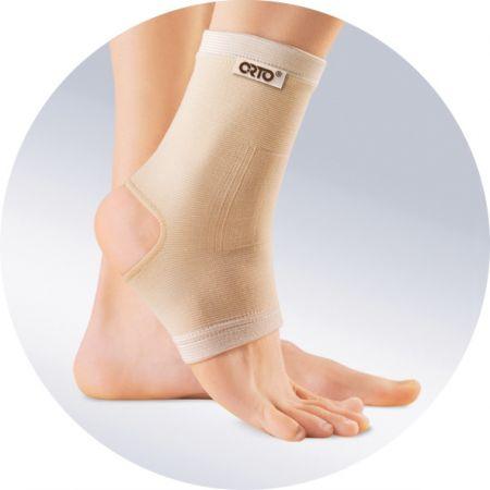 Бандаж на голеностопный сустав с открытой пяткой Orto BAN 300