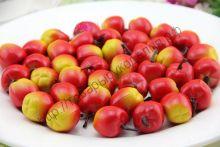яблоки красно-жёлтые 2.5-3см