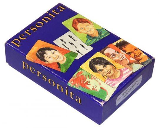 Метафорические карты PERSONITA(Персонита)