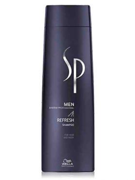 Wella SP Men Освежающий шампунь