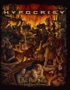 "HYPOCRISY ""Hell Over Sofia (LTD DIGIBOOK DVD+2CD)"" - 2013"