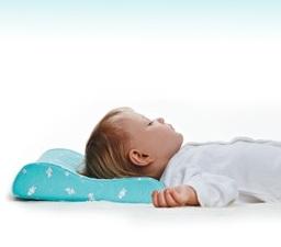 Подушка ортопедическая Trelax для детей от 1,5 до 3 лет BAMBINI П22