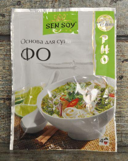 СЭН-СОЙ Основа для куриного супа с лапшой «Фо»