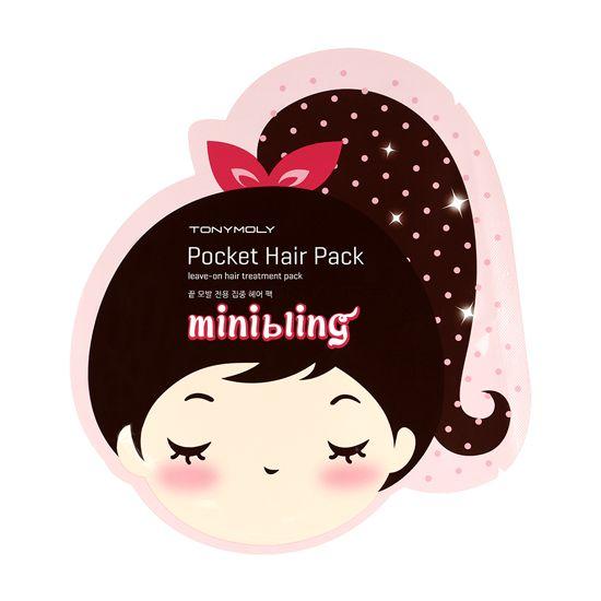 Mini Bling Pocket Hair Pack - Маска для восстановления волос