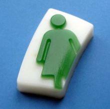 Форма для мыла Знак Женщина