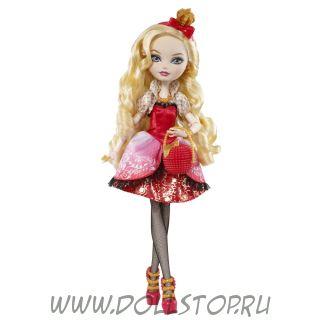 кукла Эппл Вайт - Apple White Базовая (Ever After High Apple White Doll )
