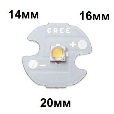 Светодиод Cree XP-G2 R4-3A, 472 Лм, нейтральный белый