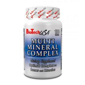 Biotech Multi Mineral Complex (100 табл.)