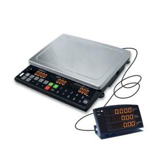 МК-Т21 торговые весы с выносным индикатором