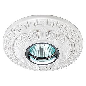Гипсовый светильник SV 7061