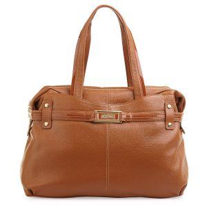 Коричневая сумка Fiato
