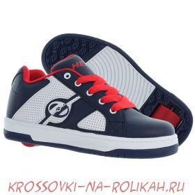 Роликовые кроссовки Heelys Split 770346