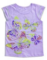 Л206 Блуза для девочки Basia Россия
