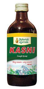 Сироп Maharishi Kasni Syrup, Махариши Касни, 100 мл  при кашле, бронхите.