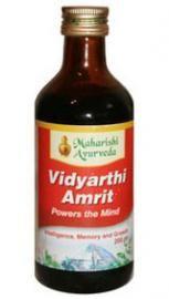 VIDYARTHI AMRIT  улучшает работу всей нервной системы