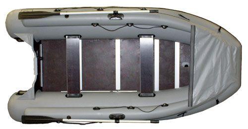Надувная лодка ПВХ Фрегат M-370 F