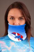 купить спортивный шарф