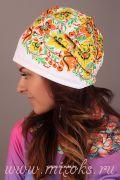 красивые женские шапки