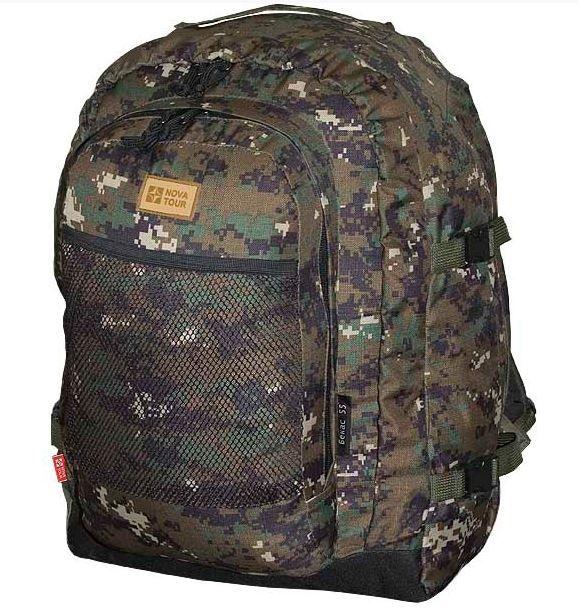 NOVA TOUR БЕКАС 55 КМ рюкзак для охоты и рыбалки