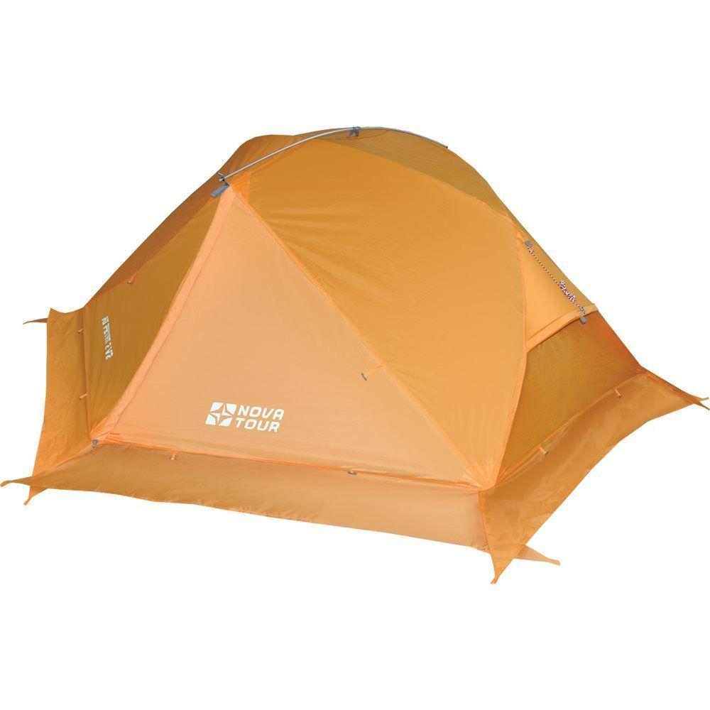NOVA TOUR АЙ ПЕТРИ 2 V2 двухместная палатка водостойкая
