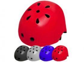 Шлем защитный PWH 0027 красный