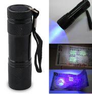 Светодиодный ультрафиолетовый фонарик