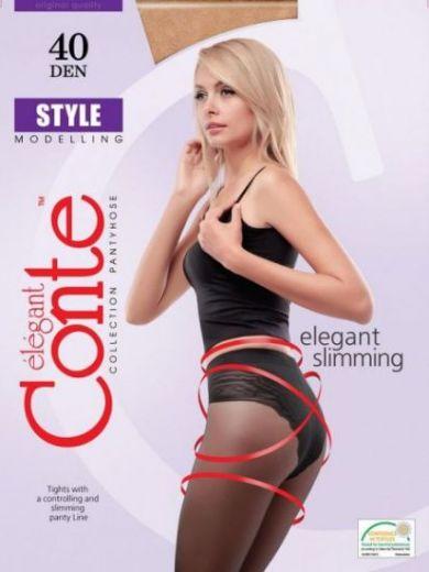 колготки CONTE Style 40