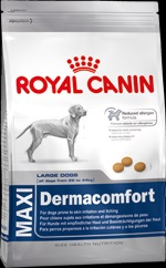 Royal Canin Maxi Dermacomfort для собак ( с 12 мес.) крупных (25 - 45 кг. ) размеров 14 кг.