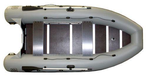 Надувная лодка ПВХ Фрегат М-430