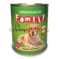 Clan Family консервы для собак (паштет из курицы)