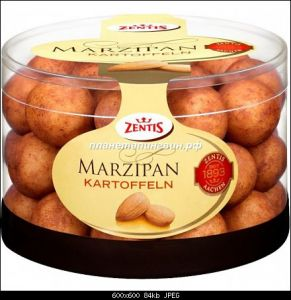 Марципановая картошка 250г Центис