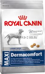 Royal Canin дерма комфорт для собак с раздраженной и зудящей кожей