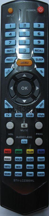 Пульт ДУ Supra 210-Y8810/2 STV-LC2395WL ic