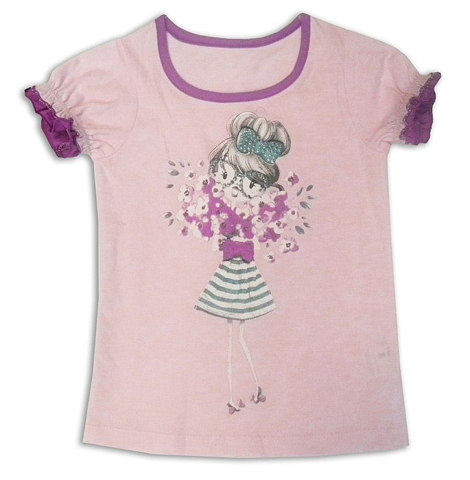Блуза для девочки Стрекоза